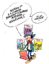 Verso de Modeste et Pompon (Franquin) -84- Modeste et Pompon - R4