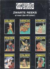 Verso de Sombrero Zwarte reeks -87- Sex tussen de rails