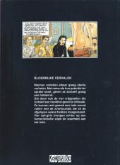 Verso de Sombrero Zwarte reeks -106- Bloemrijke verhalen