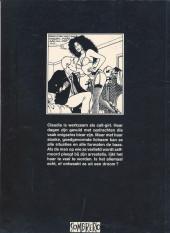 Verso de Sombrero Zwarte reeks -109- Claudia