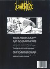 Verso de Sombrero Zwarte reeks -162- De gluurder