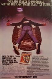 Verso de G.I. Joe: A Real American Hero (Marvel comics - 1982) -20- Home is where the war is