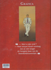 Verso de Meesters van de Gerst (De) -7- Frank, 1997