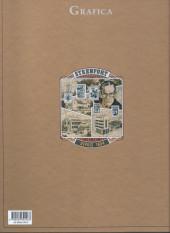 Verso de Meesters van de Gerst (De) -8- De Steenforts