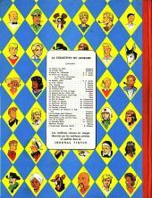Verso de Modeste et Pompon (Franquin) -1- 60 aventures de Modeste et Pompon