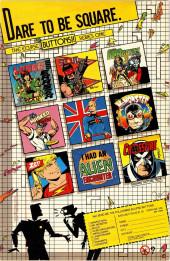 Verso de Doom Patrol Vol.2 (DC Comics - 1987) -SP2- Official index 2/2