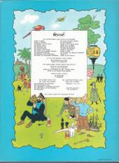 Verso de Jo,Suus en Jokko (Jo, Zette et Jocko en néerlandais) -2- Bestemming New York