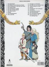 Verso de Thorgal (en néerlandais) -10- Het land Qâ