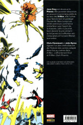Verso de X-Men - La Saga du Phénix Noir -a2020- La saga du Phénix noir