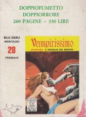 Verso de Candida la Marchesa (2e série, en italien) -3- Quattro lezioni d'amore