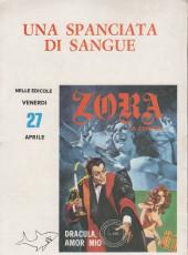 Verso de Candida la Marchesa (2e série, en italien) -5- Sicario cercasi