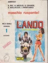 Verso de Candida la Marchesa (2e série, en italien) -6- Il vero e il falso strangolatore