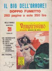 Verso de Candida la Marchesa (2e série, en italien) -8- Cleo de Merode