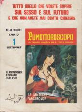Verso de Candida la Marchesa (2e série, en italien) -9- La virtuosa del delitto