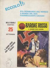 Verso de Candida la Marchesa (2e série, en italien) -10- Lapislazzuli di morte