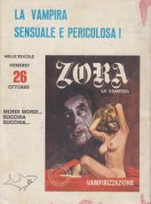 Verso de Candida la Marchesa (2e série, en italien) -11- Il traditore