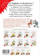 Verso de Le mini-guide -9- Le mini-guide du Sagittaire