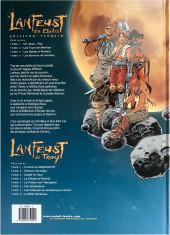 Verso de Lanfeust des Étoiles -4- Les buveurs de mondes