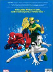 Verso de Ultimate Spider-Man (Panini Kids) -6- Le pouvoir de la technologie