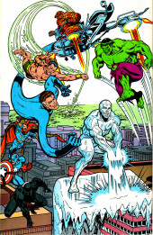 Verso de The official Marvel index to Marvel Team-Up (1986) -1- Issue # 1
