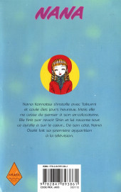 Verso de Nana -10- Volume 10