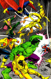 Verso de The official Marvel index to Marvel Team-Up (1986) -6- Issue # 6