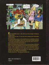 Verso de Dinosaur Bop -7- Jungle Psychozoîque