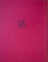 Verso de Blake et Mortimer (Les Aventures de) -INT7 TT- La vallée des immortels Intégrale