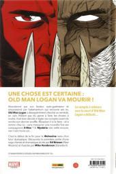 Verso de Dead Man Logan -1- Les péchés du père