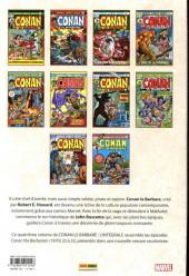 Verso de Conan le barbare : l'intégrale -4- 1973 (II)