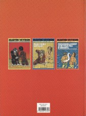 Verso de Bernard Lermite -Int1- Bernard Lermite en complet - Tome 1