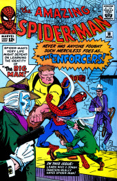Verso de The official Marvel Index to Amazing Spider-Man (1985) -2- Issue # 2