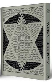 Verso de Visions -TT- Visions d'Alan Moore