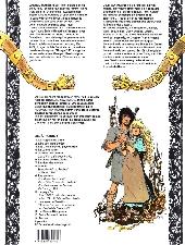 Verso de Thorgal -14- Aaricia