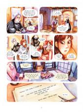 Verso de Les enquêtes d'Enola Holmes -1ES- Tome 1