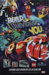 Verso de Marvels Snapshots (Marvel Comics - 2020) - Civil War: Marvels snapshots - The Program