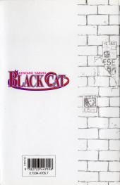 Verso de Black Cat -10- Transfo, et puis...