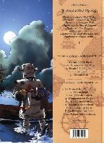 Verso de Marine (Les mini aventures de) -3- Escale à Pink Pig Bay