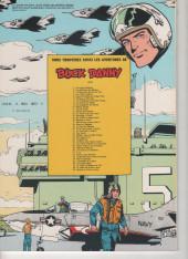 Verso de Buck Danny -20b1977b- S.O.S. Soucoupes volantes