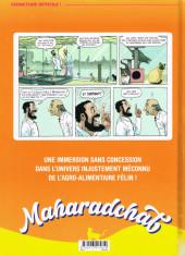 Verso de Maharadchat