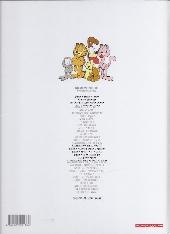 Verso de Garfield -32- Le début de la faim