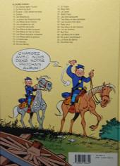 Verso de Les tuniques Bleues -5b1991- Les déserteurs