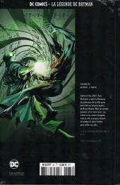 Verso de DC Comics - La légende de Batman -8484- Beyond - 2ème partie