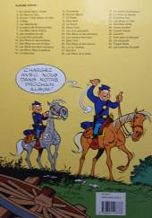 Verso de Les tuniques Bleues -19b1998- le David