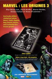 Verso de Marvel Legends -11- Du côté de la justice