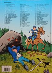 Verso de Les tuniques Bleues -22b2017- Des bleus et des dentelles