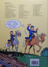 Verso de Les tuniques Bleues -25a1997- Des bleus et des bosses