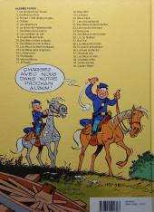 Verso de Les tuniques Bleues -26a1993a- L'or du Québec