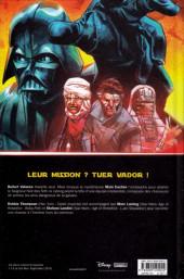 Verso de Star Wars - Cible Vador