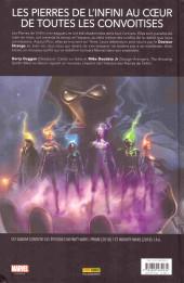 Verso de Infinity Wars - Tome INT2